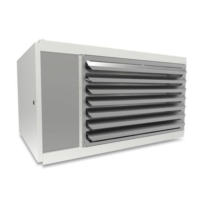 Generatore d'aria calda pensile elicoidale