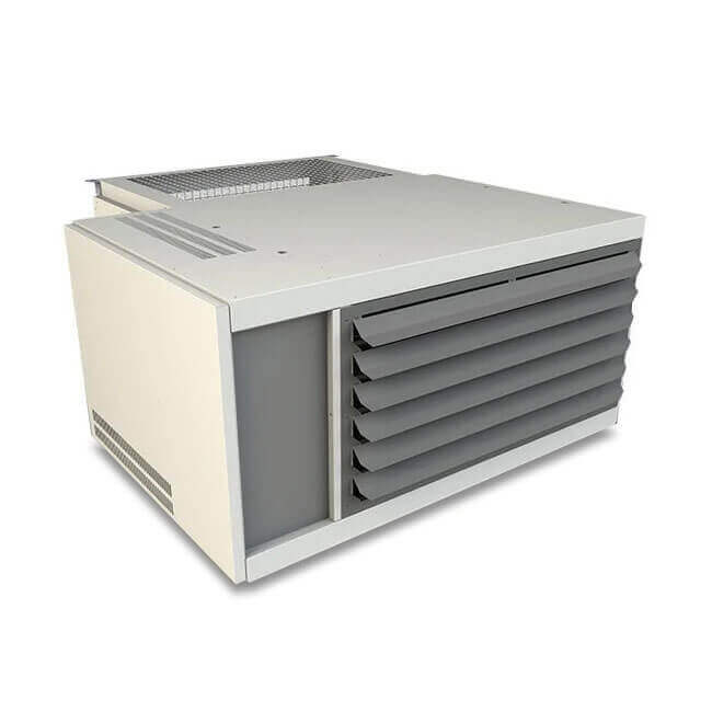 Generatore d'aria calda pensile con ventilatore centrifugo
