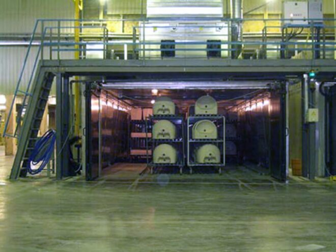 Generatore d'aria calda per asciugatura idrosanitari