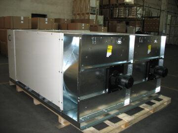 Gruppo di ventilazione e riscaldamento IH-AR 330 HT